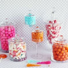 Party supplies: cupcake liners, birthday candles supplies
