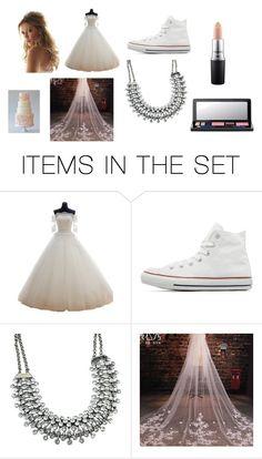 """besties wedding"" by shidaynecross on Polyvore featuring art"