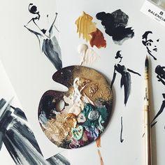 delta-breezes:Katie Rodgers | Paper Fashion