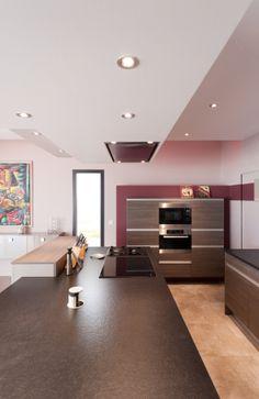 Décoration D un Salon Salle a Manger maisonerom idée couleur ...