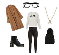 """""""Day out in Paris"""" by layla99taylor on Polyvore featuring Levi's, Whistles, Miu Miu and Bony Levy"""