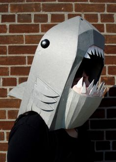 Halloween Beast Masks | The Paper Place Blog