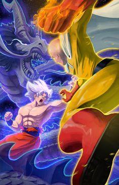 ArtStation - Saitama one punch man Look-dev, Ljabli Salim One Punch Man Funny, One Punch Man Anime, Saitama One Punch Man, Dragon Ball Image, Goku Vs, Anime Crossover, Wallpaper, Artwork, Tekken 7