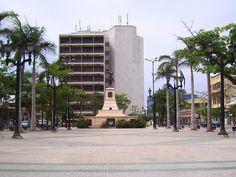 Paseo de Bolívar - Barranquilla #colombia