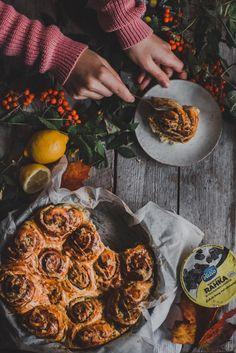 LAKRITSI-SITRUUNA BOSTONKAKKU – Liemessä Pepperoni, Paella, Pizza, Ethnic Recipes, Food, Movie, Night, Instagram, Mascarpone