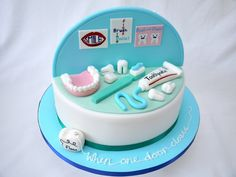 Two cakes in one! Follow Phan Dental Today! https://www.facebook.com/phandentalyeg https://twitter.com/PhanDental