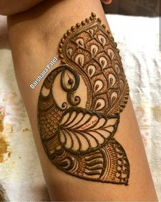 Beautiful & Simple Mehndi Designs for Hand - Fashion Peacock Mehndi Designs, Mehndi Designs Book, Indian Mehndi Designs, Mehndi Designs For Girls, Mehndi Designs 2018, Mehndi Designs For Beginners, Modern Mehndi Designs, Mehndi Design Photos, Mehndi Designs For Fingers