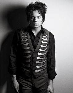 """Each one of my guitars came to me accidentally. They're all hard to work with. They're all cheap. They don't stay in tune very well. But they're ferocious."" - Jack White"
