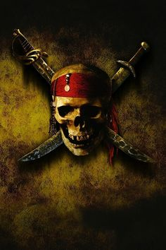 Watch->> Pirates of the Caribbean: The Curse of the Black Pearl 2003 Full - Movie Online Caribbean Art, Pirates Of The Caribbean, Skull Logo, Skull Art, Tattoo Pirate, Jack Sparrow Tattoos, Jack Sparrow Wallpaper, Pirate Maps, Top Imagem