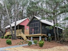 Low-cost Rural Studio homes aspire to be built for $20,000