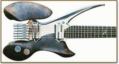 Spalt Hybrid Guitar