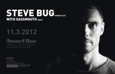 Steve Bug (Pokerflat)  Noir album launch