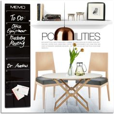 Dining Room by lovethesign-eu on Polyvore featuring interior, interiors…
