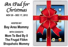 An iPad for Christmas Giveaway