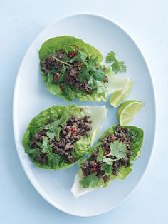 lemongrass beef from donna hay