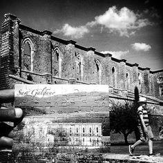Postcard from San Galgano (Siena/ Tuscany/ Italy)