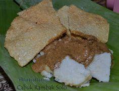 Diah Didi's Kitchen: Resep Cabuk Rambak Khas Solo