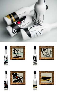 Isabel Cabello gorgeous abstract #oliveoil #packaging PD