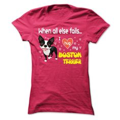 "BOSTON Dog_WHThe image on the t shirt was very clear and bright, very good quality. 100% Printed in the U.S.A - Ship Worldwide. Select your style then click ""buy it now"" to order! Buy it with your friends, order together and save on shipping. Thank You ! BOSTON TERRIER ,dog, dogs, love dog, pet, bone, animal, love animal, cartoon, cute, weiner, bulldog, corgi, australian, beagle, hound, labrador, miniature, spotted, active, terrier, feline, poodle, retriever, sheep"