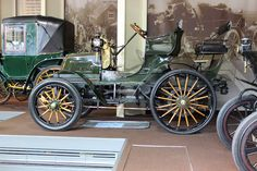 1899 Daimler 12 hp / British