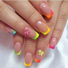 Elegant Nail Art Designs for 2017 Elegant Nail Art, Elegant Nail Designs, Simple Nail Art Designs, Best Nail Art Designs, Easy Nail Art, Acrylic Nail Designs, Awesome Designs, Fancy Nails, Cute Nails