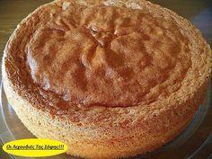 ΜΑΓΕΙΡΙΚΗ ΚΑΙ ΣΥΝΤΑΓΕΣ: Παντεσπάνι κι ο τρόπος που το φτιάχνουμε .Ιδανικο για τούρτες !!