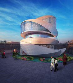 Amazing Park Mobius Architecture Design Ideas ~ http://modtopiastudio.com/amazing-mobius-architecture-for-amazing-result/