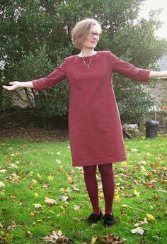 Camber Dress by Merchant and Mills