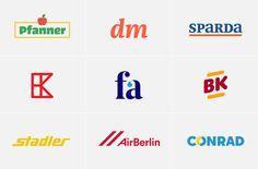 Logos überarbeiten ohne Markenworkshop, verbale Leitidee und Wertepyramide? Oh hell no!? Inspiriert von den Altmeistern der Logo-Gestaltung wagte ich mich an die rein formale Überarbeitung von überarbeitungswürdigen Markenzeichen. Den strategischen und konzeptionellen Teil versuchte ich dabei bewusst auszublenden und mich auf Intuition und gestalterisches Gespür zu verlassen. Entstanden sind schöne Logos für alle und jeden, [...]