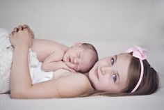 Baby & Sibling Photography Natural Light Studio Summer Love Photography