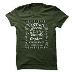 Vintage 1975 T Shirt, Hoodie, Sweatshirt