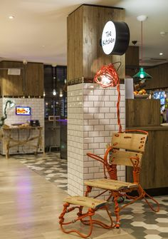 Qbic Hotel London City  http://www.weheart.co.uk/2014/01/14/qbic-hotel-london-city/