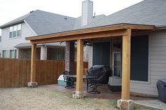Another great patio cover.