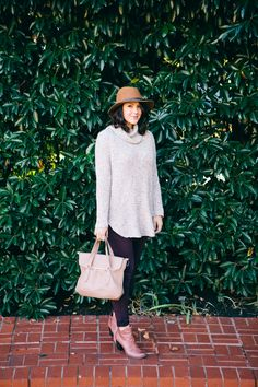 Kendi Everyday: Winter Essentials with SkinFix Sweater Weather, Winter Sweaters, Sweaters For Women, Cold Weather Outfits, Casual Winter Outfits, Simple Outfits, Nyc Winter, Autumn Winter Fashion, Winter Style
