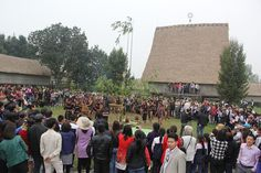 Activities welcoming New Year at Viet Nam National Villages for Ethnic Culture and Tourism