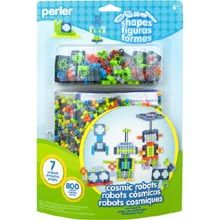 Cosmic Robots Perler Beads Activity Kit - Herrschners
