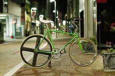 Cherubim Funny bike.