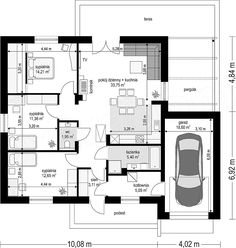 House Plans, Floor Plans, Construction, Cabin, Flooring, How To Plan, Blueprints For Homes, Building, Home Layouts