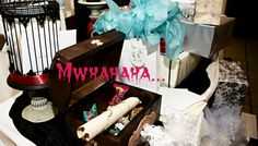 Mwhahaha… we threw this pain-in-the-ass wedding just to grab your gifts!