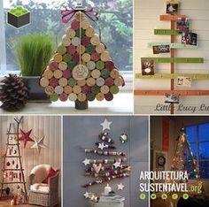 O Natal está chegando e as tão aguardadas confraternizações de fim de ano também. Independente de religião ou estilo de vida é um costume para a maioria das pessoas montar a árvore. Algumas são ver...