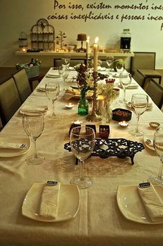 Jantar informal by Projetos Inventivos