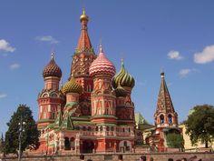 Cathédrale Basile le Bienheureux - Place Rouge