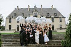 Classic + elegant Oheka Castle Wedding by  Off BEET Productions // Oheka Castle, Long Island, NY // #wedding #bride #groom #brideandgroom #love #weddingportrait #portrait #weddingphoto #weddingphotographer #weddingpose #candid #classic #timeless #elegant #blacktie #dreamwedding #fairytale #pronovias #bouquet #white #bridalportrait #bridestyle #bridalstyle #rainyday #rainywedding #rain #tuxedo #bridalparty #blackbridesmaiddress
