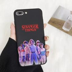 Stranger Things – Case in a Box Stranger Things Phone Case, Stranger Things Gifts, Stranger Things Merchandise, Finn Stranger Things, Bff Cases, Girly Phone Cases, Disney Phone Cases, Iphone Phone Cases, Coque Iphone