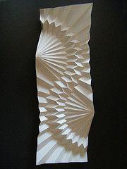1x3 Canyon - Ray Schamp (Rui.Roda) Tags: origami ray canyon papiroflexia corrugation schamp 1x3