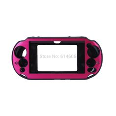 >> Click to Buy << Rose Red Aluminum Metal Skin Protective Cover Case for Sony PS Vita PSV PCH-2000 #Affiliate