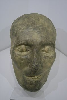 Chopin's death mask