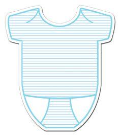 Stripe Blue Onesie Baby Shower Invitations  http://www.babyshower4u.com/index.php?p=product=1638