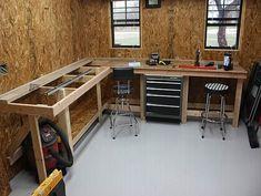 DIY Home portable work bench - Google Search