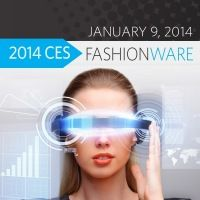 Book format presentation of the wearable computing presented at the 2014 CES  FashionWare Show. (january 2014)